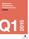 Encuesta sobre el Panorama Laboral realizada por Manpower Q1 2015